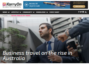 business-travel-on-rise